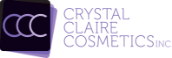 Logo Crystl Claire Cosmetics